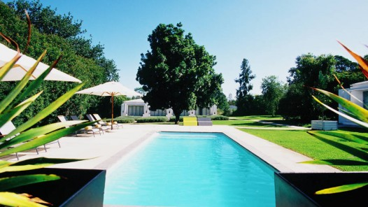 Outside Pool Bloom Estate - Cape Town - Pam Golding Hospitality Partners