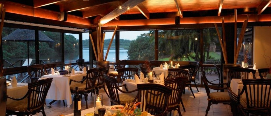 Mondazur Lagoon Restaurant - Pam Golding Hospitality Partners - Luxury hotel for sale