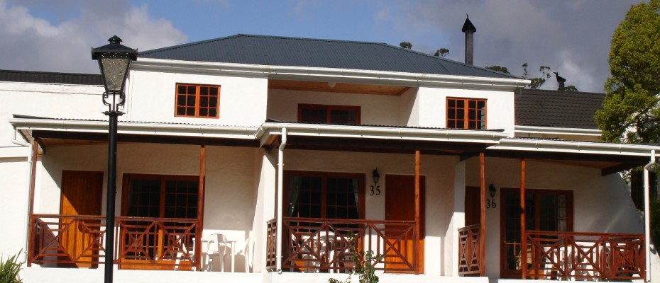 Historical Hotel Near Cape Town - Pam Golding Hospitality Partners - Historical 3 Star Country Hotel