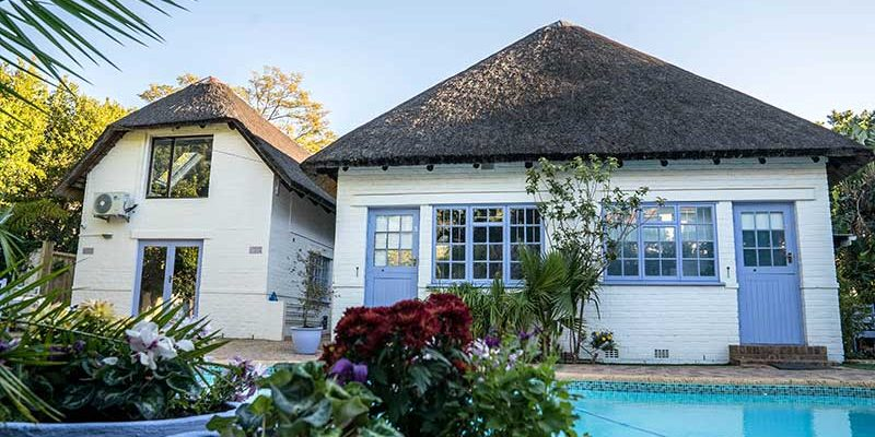 Pic 9e - Guesthouse In Stellenbosch Campus