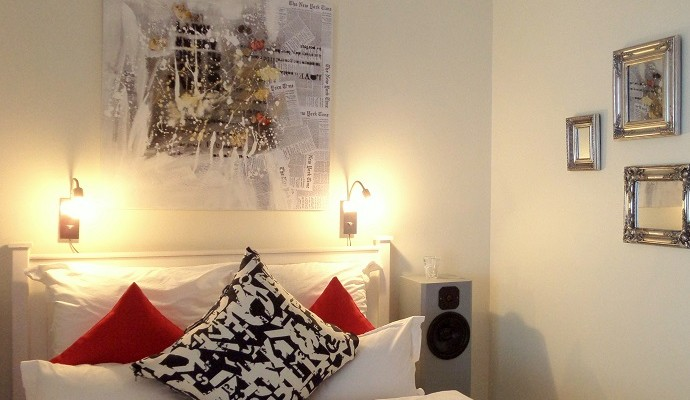 Bedroom - Pam Golding Hospitality Partners - Guesthouse In Stellenbosch Campus