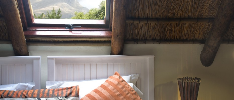 Room With a View - Pam Golding Hospitality Partners - Guesthouse In Stellenbosch Campus