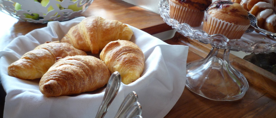 breakfast3 - Trendy Five Star Boutique Guest Retreat – 1 ha with possibility to add 2 more hectares
