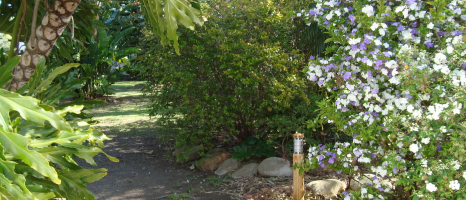 Garden - Trendy Five Star Boutique Guest Retreat – 1 ha with possibility to add 2 more hectares
