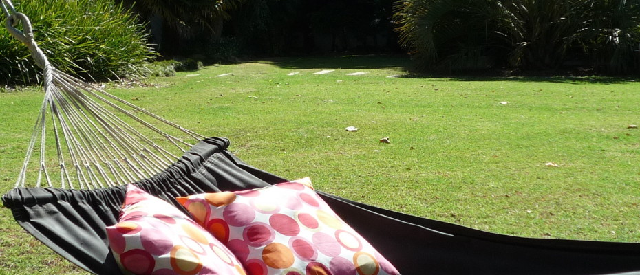 hammock - Trendy Five Star Boutique Guest Retreat – 1 ha with possibility to add 2 more hectares