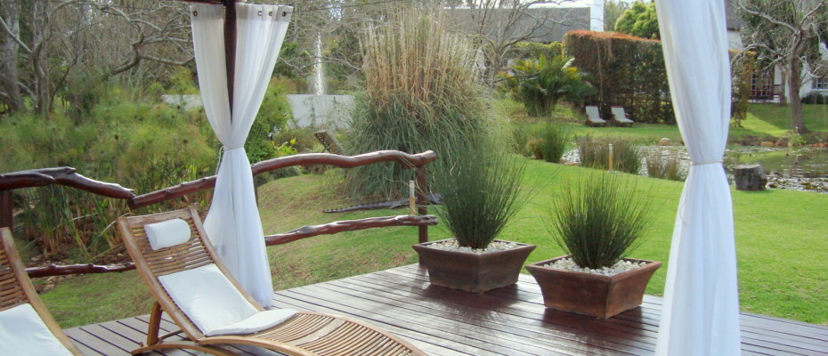Jacuzzi Deck - Trendy Five Star Boutique Guest Retreat – 1 ha with possibility to add 2 more hectares