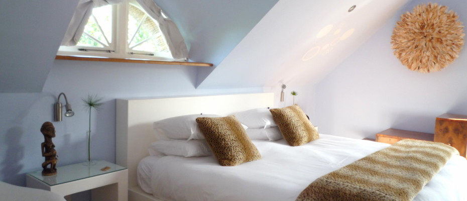 loftsuite9 - Trendy Five Star Boutique Guest Retreat – 1 ha with possibility to add 2 more hectares