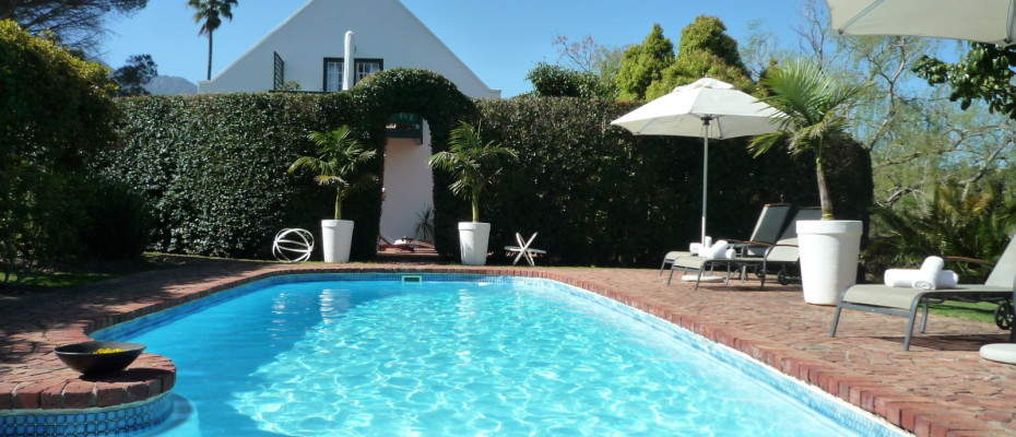 pool5 - Trendy Five Star Boutique Guest Retreat – 1 ha with possibility to add 2 more hectares