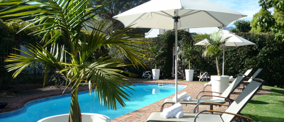 pool7 - Trendy Five Star Boutique Guest Retreat – 1 ha with possibility to add 2 more hectares