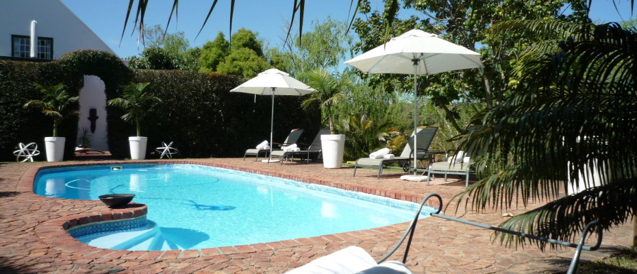 pool8 - Trendy Five Star Boutique Guest Retreat – 1 ha with possibility to add 2 more hectares