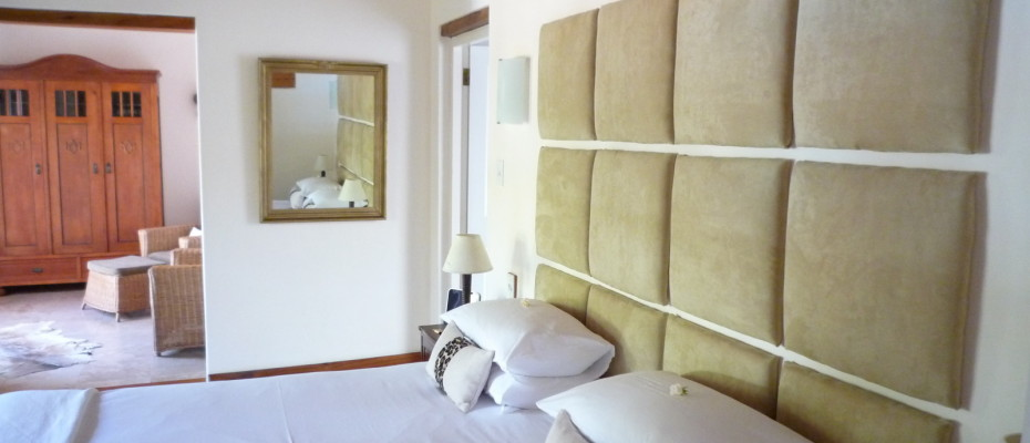 Standard Suite - Trendy Five Star Boutique Guest Retreat – 1 ha with possibility to add 2 more hectares