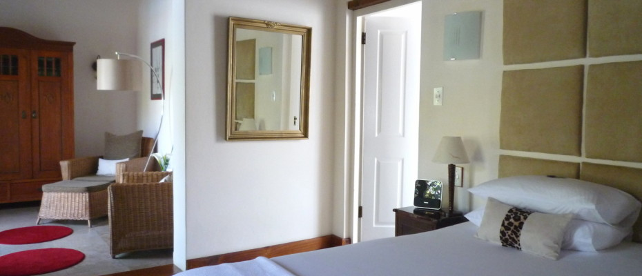 standard9 - Trendy Five Star Boutique Guest Retreat – 1 ha with possibility to add 2 more hectares