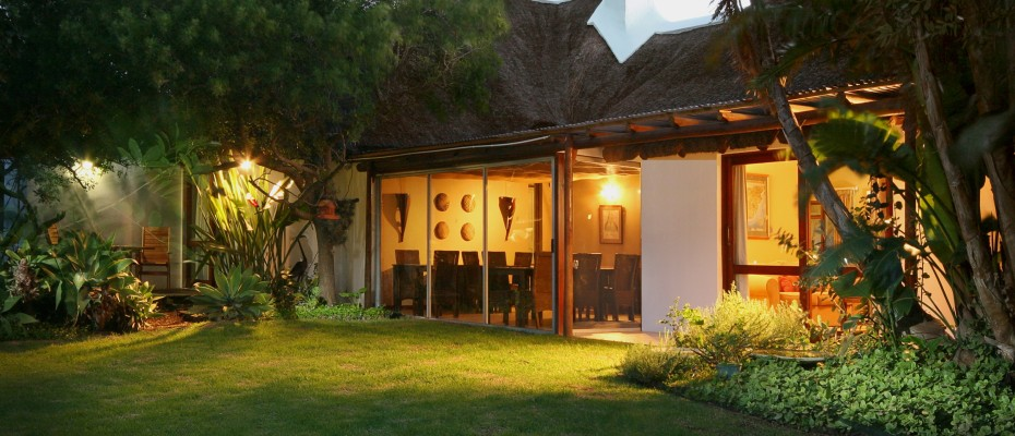 Lodge  - St Francis - Four Star African Styled Country Lodge