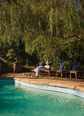 Swellendam Guest House (17) - Luxurious Four Star Country Cottages and Separate Owners House
