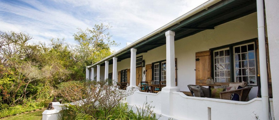Swellendam Guest House (21) - Luxurious Four Star Country Cottages and Separate Owners House