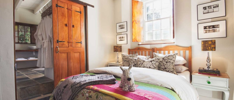 Swellendam Guest House (27) - Luxurious Four Star Country Cottages and Separate Owners House