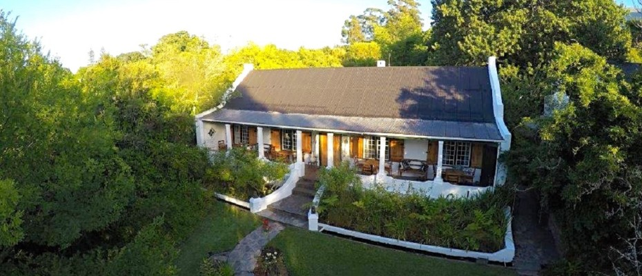Swellendam Guest House (58) - Luxurious Four Star Country Cottages and Separate Owners House