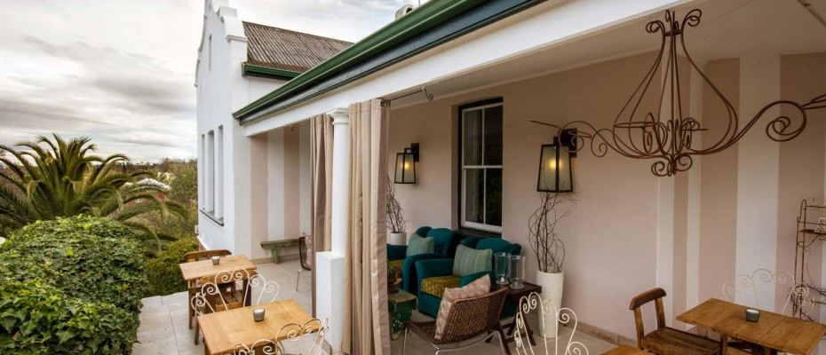 Swellendam Guest House (60) - Luxurious Four Star Country Cottages and Separate Owners House