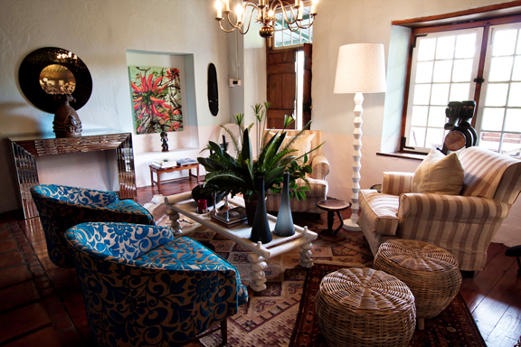 Swellendam Guest House (62) - Luxurious Four Star Country Cottages and Separate Owners House
