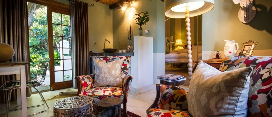 Swellendam Guest House (66) - Luxurious Four Star Country Cottages and Separate Owners House