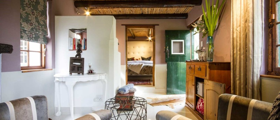 Swellendam Guest House (9) - Luxurious Four Star Country Cottages and Separate Owners House