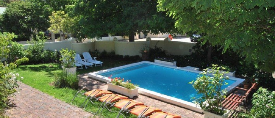 Guest House Franschhoek (7) - Excellent Priced In Sought After Location