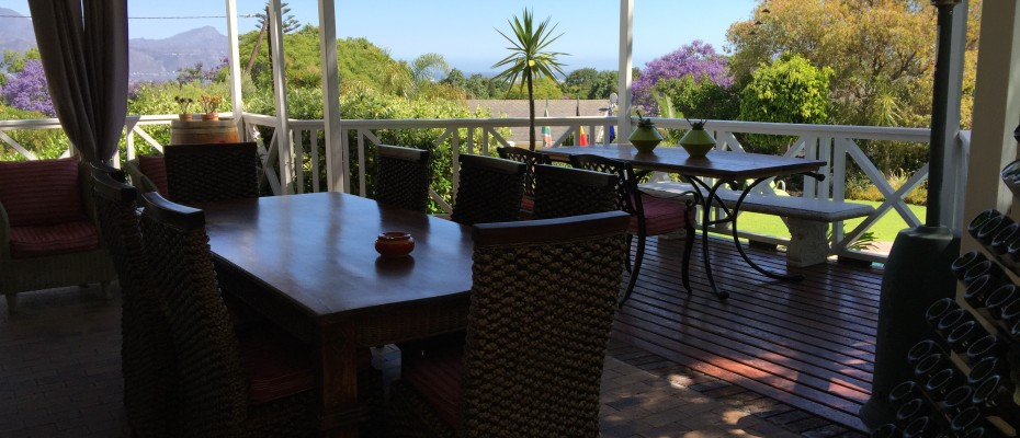 Guest House - Somerset West  (19) - Magnificent Property With Uninterrupted Ocean Views