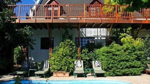 Guest House - Franschhoek (1)