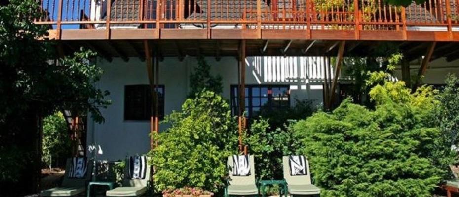 Guest House - Franschhoek (1) - Elegant Guest House in Franschhoek