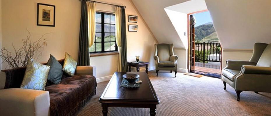 Guest House - Franschhoek (14) - Elegant Guest House in Franschhoek