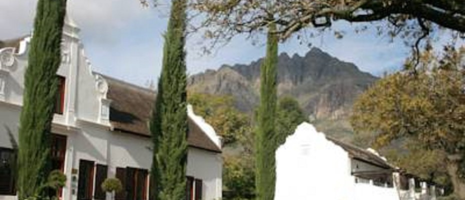 Guest House - Paarl (11) - Equisite Gentleman's Estate