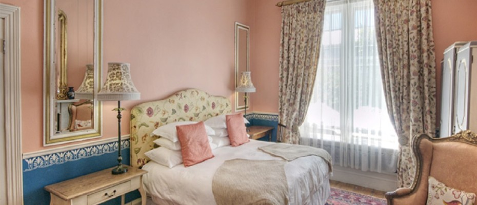 Fitzroy Room 4 - Luxury Guest House in sought after Tamboerskloof