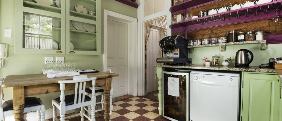 Kitchen 2 - Luxury Guest House in sought after Tamboerskloof