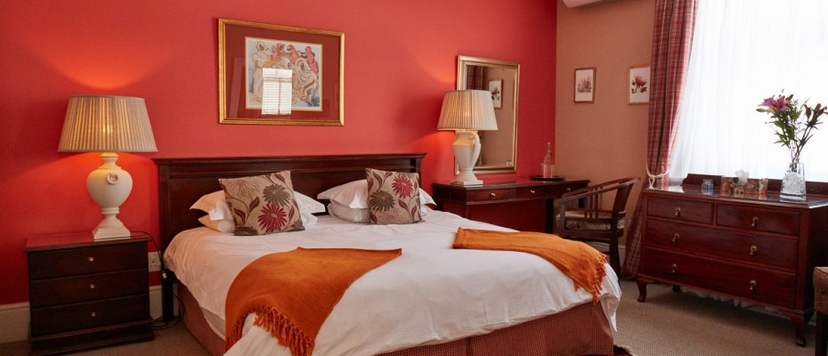 Pomegranate Room 1 - Luxury Guest House in sought after Tamboerskloof