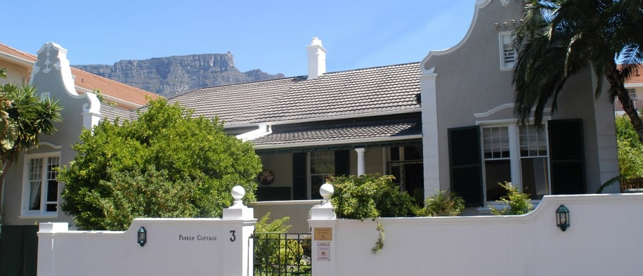 Property overview - Luxury Guest House in sought after Tamboerskloof