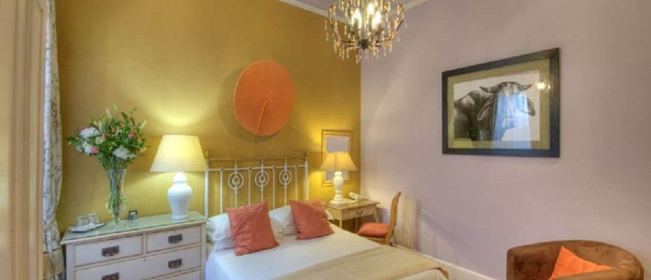 Southmoor Room 3 - Luxury Guest House in sought after Tamboerskloof