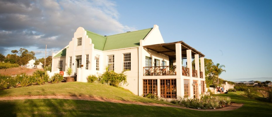 Rosendal - Robertson 1 - Robertson –   Four Star Guesthouse, Spa, Shop and Restaurant