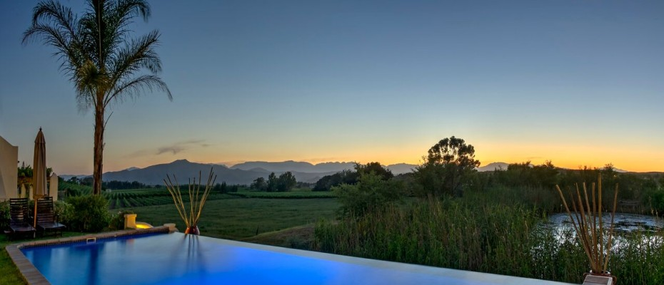 Rosendal - Robertson 2 - Robertson –   Four Star Guesthouse, Spa, Shop and Restaurant