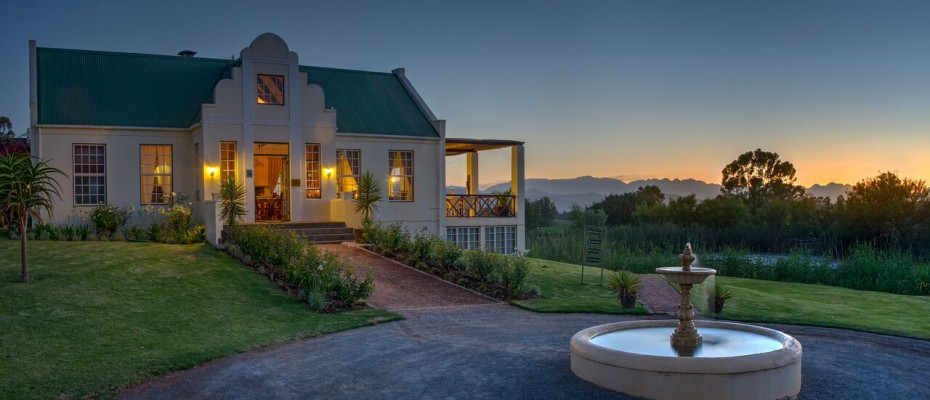Rosendal - Robertson 3 - Robertson –   Four Star Guesthouse, Spa, Shop and Restaurant