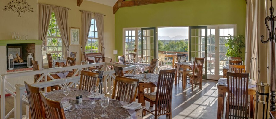 Rosendal - Robertson 8 - Robertson –   Four Star Guesthouse, Spa, Shop and Restaurant