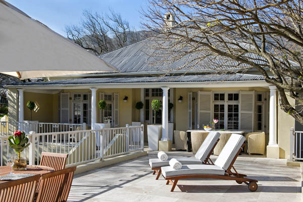 Aug2 - Four Star Self Catering Country Guesthouse Situated in Franschhoek