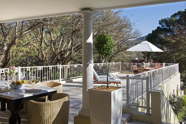 Aug4 - Four Star Self Catering Country Guesthouse Situated in Franschhoek