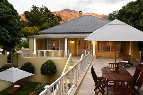 gallery1 - Four Star Self Catering Country Guesthouse Situated in Franschhoek