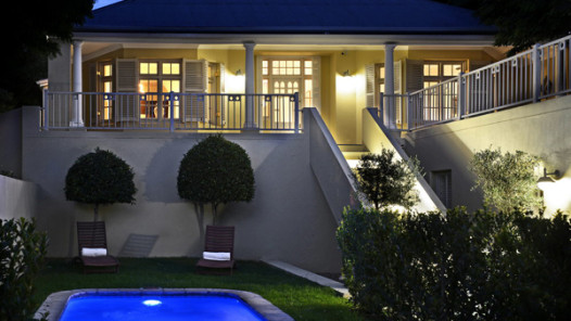 Self Catering - Franschhoek