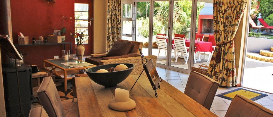 17 - CHARMING GUEST HOUSE SITUATED IN THE CAPE WINELANDS