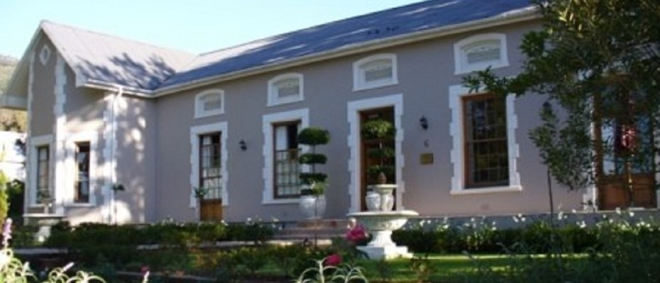 Paarl 5 - CHARMING GUEST HOUSE SITUATED IN THE CAPE WINELANDS