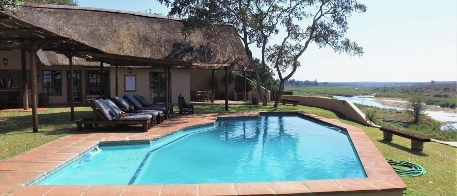 DCIM101MEDIADJI_0139.JPG - Luxurious Guesthouse Bordering the Kruger Park and overlooking the Crocodile River – Under Offer