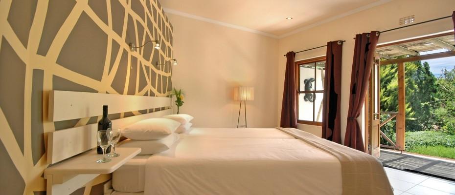 01 deluxe garden room - Four-star guesthouse – Montagu
