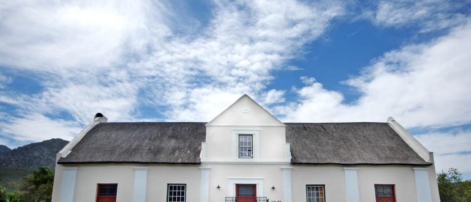 malherbe guest house - Four-star guesthouse – Montagu