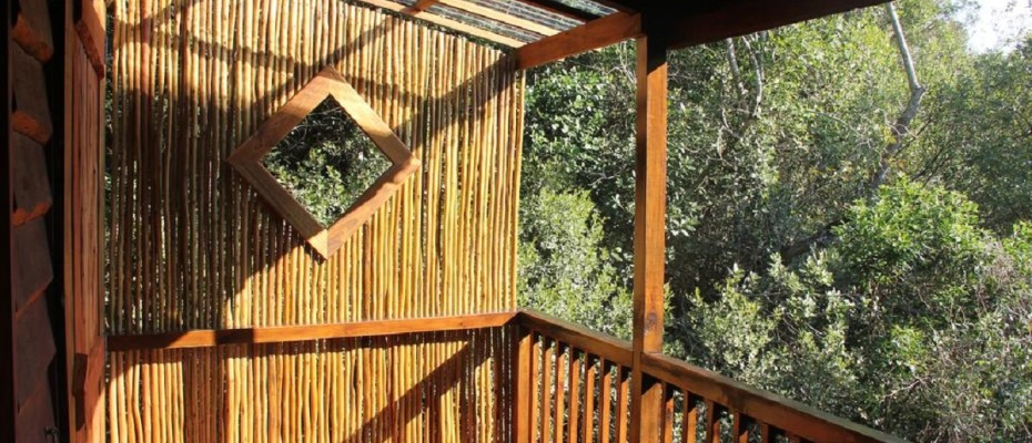 11 - 6 Self-catering Cottages and Owners House – The Crags – Plettenberg Bay -Garden route